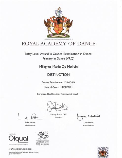 millie-certificate